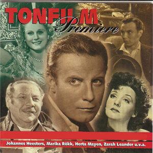 Tonfilm Premiere (1933-1950) 歌手頭像