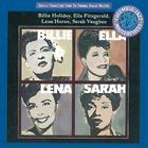 Billie,Ella,Lena,Sarah! 歌手頭像