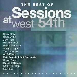 The Best Of Sessions At West 54th 歌手頭像