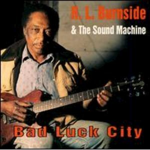 R.L. Burnside & The Sound Machine 歌手頭像