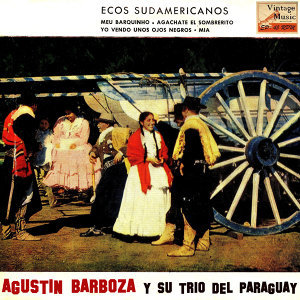 Agustín Barboza 歌手頭像