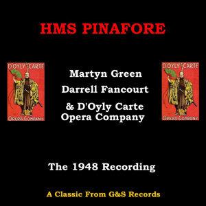 Martyn Green, Darrell Fancourt & D'Oyly Carte Opera Company 歌手頭像