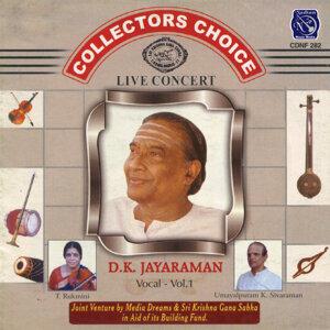 D.K.Jayaraman 歌手頭像