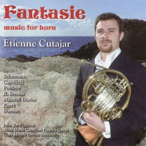 Etienne Cutajar 歌手頭像
