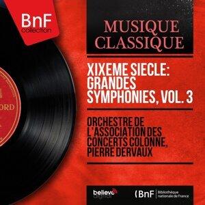 Orchestre de l'Association des Concerts Colonne, Pierre Dervaux