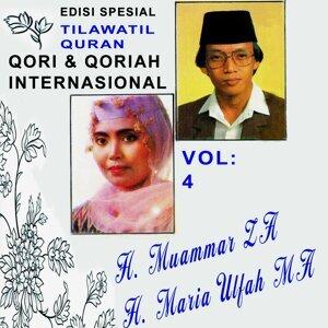 H. Muammar Z. A., Hj. Maria Ulfah M. A. 歌手頭像