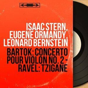 Isaac Stern, Eugene Ormandy, Leonard Bernstein 歌手頭像