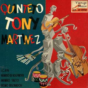 Quinteto Tony Martínez 歌手頭像