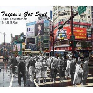 Taipei Soul Brothers (台北靈魂兄弟) 歌手頭像