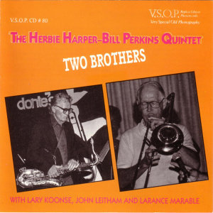 The Herbie Harper - Bill Perkins Quintet 歌手頭像