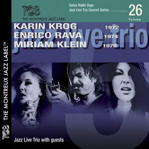 Karin Krog - Enrico Rava - Miriam Klein 歌手頭像