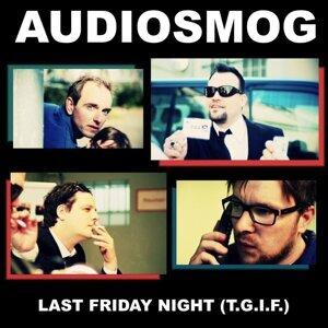 Audiosmog 歌手頭像