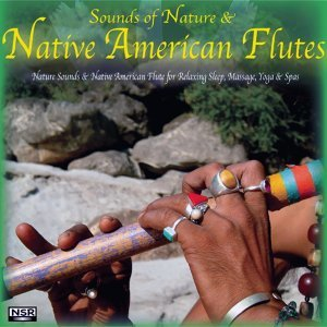Nature Sounds & Native American Flute for Relaxing Sleep, Massage, Yoga & Spas