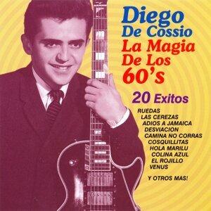 Diego De Cossío 歌手頭像