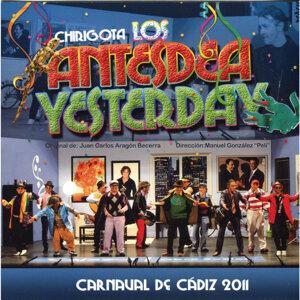 Los Antesdea Yesterday
