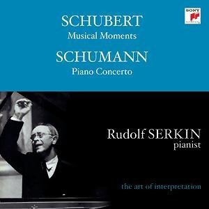 R. Schumann : Concerto for piano and orchestra in A minor/Konzertst? G major - F. Schubert : Musical moments 歌手頭像