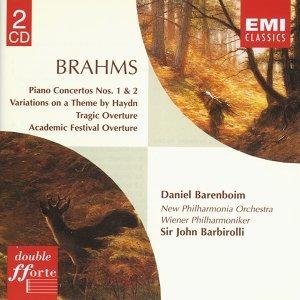 Brahms: Piano Concertos - Overtures Etc. アーティスト写真