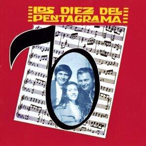 Los Diez Del Pentagrama 歌手頭像