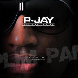 P-Jay 歌手頭像
