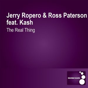 Jerry Ropero & Ross Paterson feat. Kash 歌手頭像