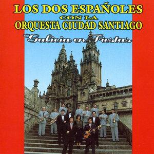 Los 2 Españoles y la Orquesta Ciudad de Santiago 歌手頭像