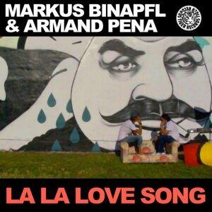 Markus Binapfl & Armand Pena 歌手頭像
