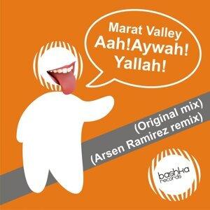 Marat Valley 歌手頭像