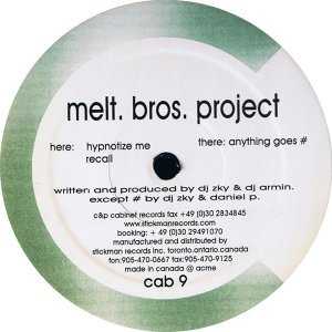 Melt. Bros. Project 歌手頭像