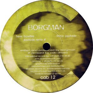 Borgman 歌手頭像