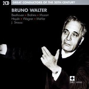 Great Conductors Of The 20th Century: Bruno Walter 歌手頭像