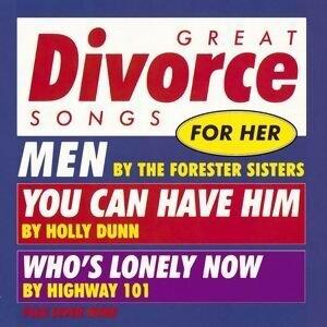 Great Divorce Songs For Her アーティスト写真