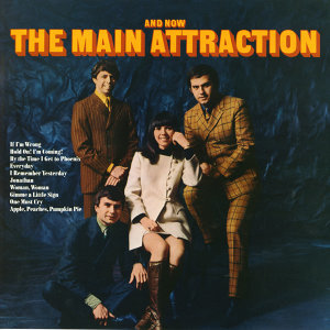 The Main Attraction 歌手頭像