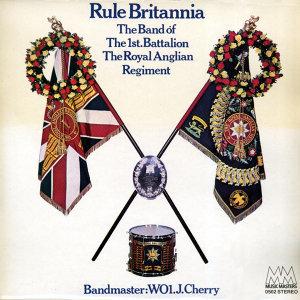 The Band of the 1st Batallion - The Royal Anglian Regiment 歌手頭像