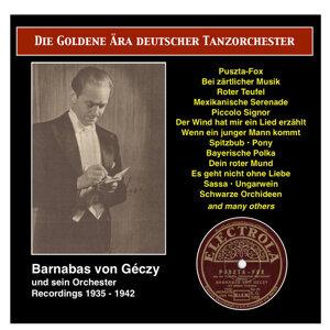 Barnabas Von Geczy 歌手頭像