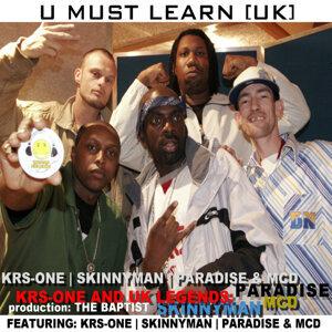 whoisparadise feat KRS-One, Skinnyman & MCD 歌手頭像