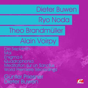 Günter Priesner (saxophone); Dieter Buwen (organ) 歌手頭像