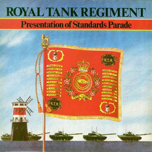Royal Tank Regiment 歌手頭像