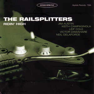 The Railsplitters 歌手頭像
