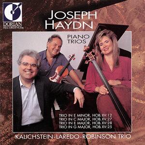 Kalichstein-Laredo-Robinson Trio 歌手頭像