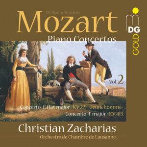 Christian Zacharias, Orchestre de Chambre de Lausanne 歌手頭像