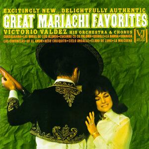 Victorio Valdez Orchestra & Chorus 歌手頭像