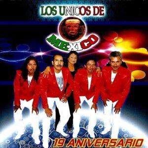Los Unicos De Mexico 歌手頭像