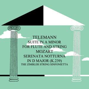 Zimbler Sinfonietta 歌手頭像