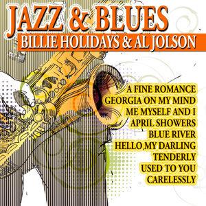 Billie Holiday,Al Jolson 歌手頭像