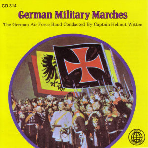 The german Airforce Band, Conducted By Captain Helmut Witten