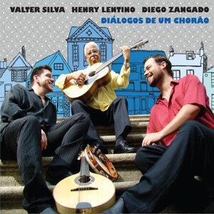 VALTER SILVA, HENRY LENTINO, DIEGO ZANGADO 歌手頭像