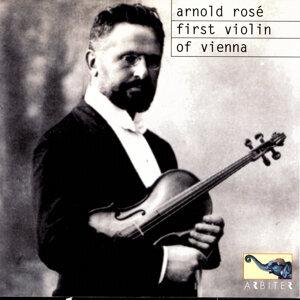 Arnold Rosé 歌手頭像