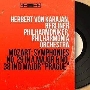 Herbert von Karajan, Berliner Philharmoniker, Philharmonia Orchestra 歌手頭像