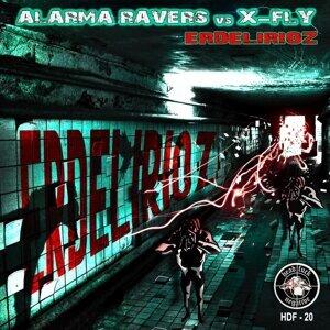 Alarma Ravers, X-Fly 歌手頭像