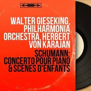 Walter Gieseking, Philharmonia Orchestra, Herbert von Karajan 歌手頭像
